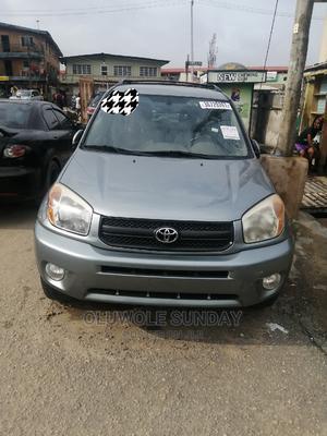 Toyota RAV4 2005 2.0 Gray   Cars for sale in Lagos State, Shomolu