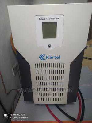 10kva Kartel 48v Inverter   Solar Energy for sale in Lagos State, Ojo