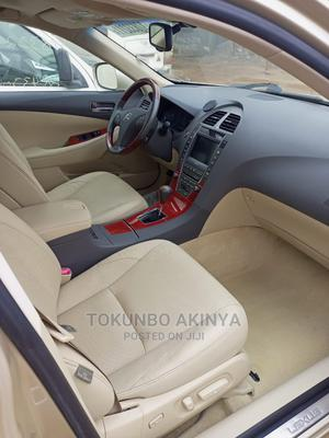 Lexus ES 2009 350 Gold | Cars for sale in Ondo State, Akure