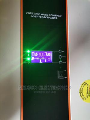 Felicty 7.5va Pure Sine Wave Hybrid 120A Charge Controller   Solar Energy for sale in Lagos State, Ikeja
