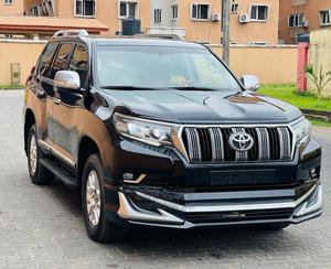Toyota Land Cruiser Prado 2019 2.7 Black | Cars for sale in Lagos State, Ikeja
