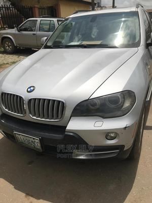 BMW X5 2008 4.6is Automatic Silver | Cars for sale in Lagos State, Ikeja