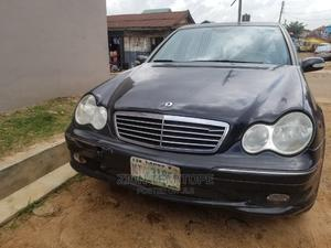 Mercedes-Benz C240 2005 Black | Cars for sale in Oyo State, Ibadan