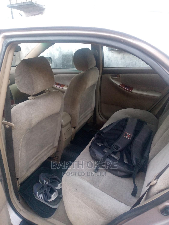 Archive: Toyota Corolla 2004 Sedan Automatic