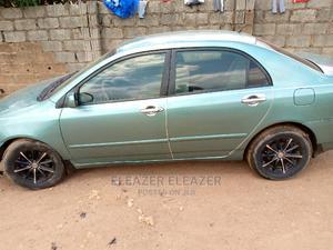 Toyota Corolla 2006 Green   Cars for sale in Abuja (FCT) State, Zuba