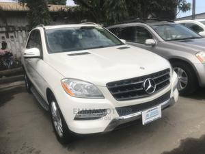 Mercedes-Benz M Class 2014 White | Cars for sale in Lagos State, Apapa