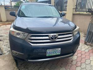 Toyota Highlander 2012 Limited Blue | Cars for sale in Lagos State, Ogba