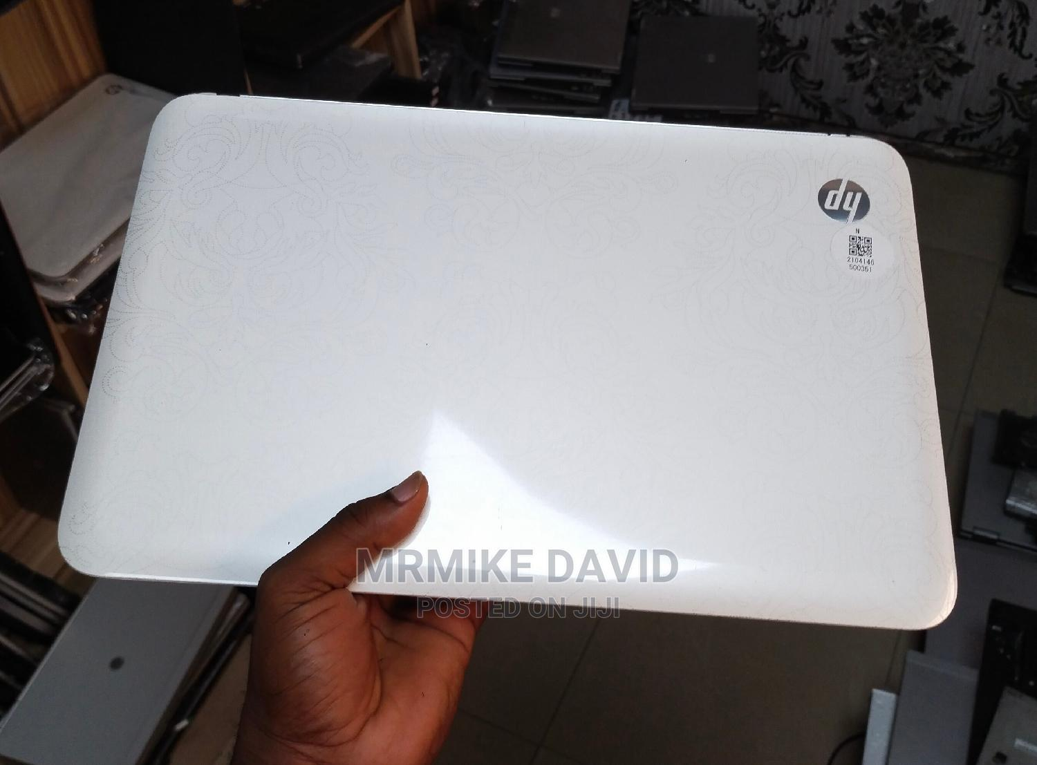 Laptop HP Pavilion Dv6 4GB Intel Core I5 HDD 500GB | Laptops & Computers for sale in Ikeja, Lagos State, Nigeria