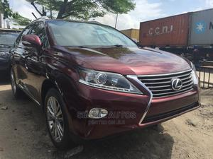 Lexus RX 2014 350 AWD Red | Cars for sale in Lagos State, Apapa