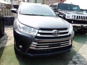 Toyota Highlander 2018 Gray | Cars for sale in Lagos State, Lekki