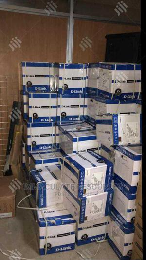 D-link Cat6 Networking Cable Indoor   Accessories & Supplies for Electronics for sale in Rivers State, Port-Harcourt