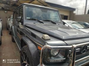 Mercedes-Benz G-Class 2016 G 63 AMG 4MATIC Gray   Cars for sale in Lagos State, Surulere