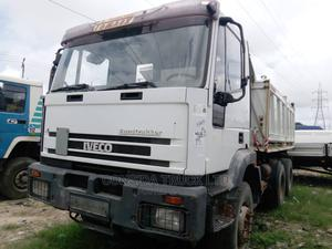 Iveco Tipper Truck White | Trucks & Trailers for sale in Lagos State, Amuwo-Odofin