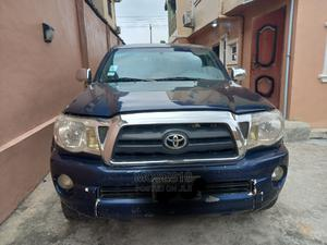 Toyota Tacoma 2008 4x4 Double Cab Blue | Cars for sale in Lagos State, Ikorodu