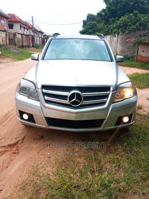 Mercedes-Benz GLK-Class 2015 Silver | Cars for sale in Anambra State, Awka