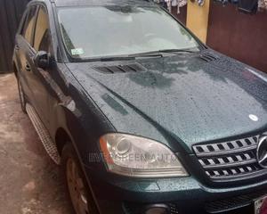 Mercedes-Benz M Class 2007 ML 350 4Matic Black | Cars for sale in Edo State, Benin City