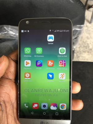 LG G5 32 GB Gray | Mobile Phones for sale in Lagos State, Ogba