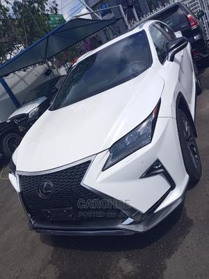 Lexus RX 2019 450h F Sport AWD White | Cars for sale in Lagos State, Ikeja