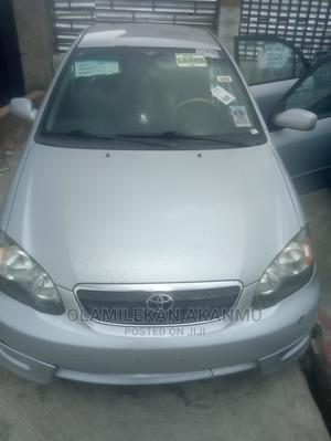 Toyota Corolla 2008 1.8 LE Silver | Cars for sale in Lagos State, Ikeja