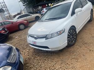 Honda Civic 2010 White | Cars for sale in Abuja (FCT) State, Mbora