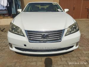 Lexus ES 2011 350 White | Cars for sale in Lagos State, Alimosho