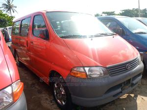 Toyota Hiace 2003 Model Red | Buses & Microbuses for sale in Lagos State, Apapa
