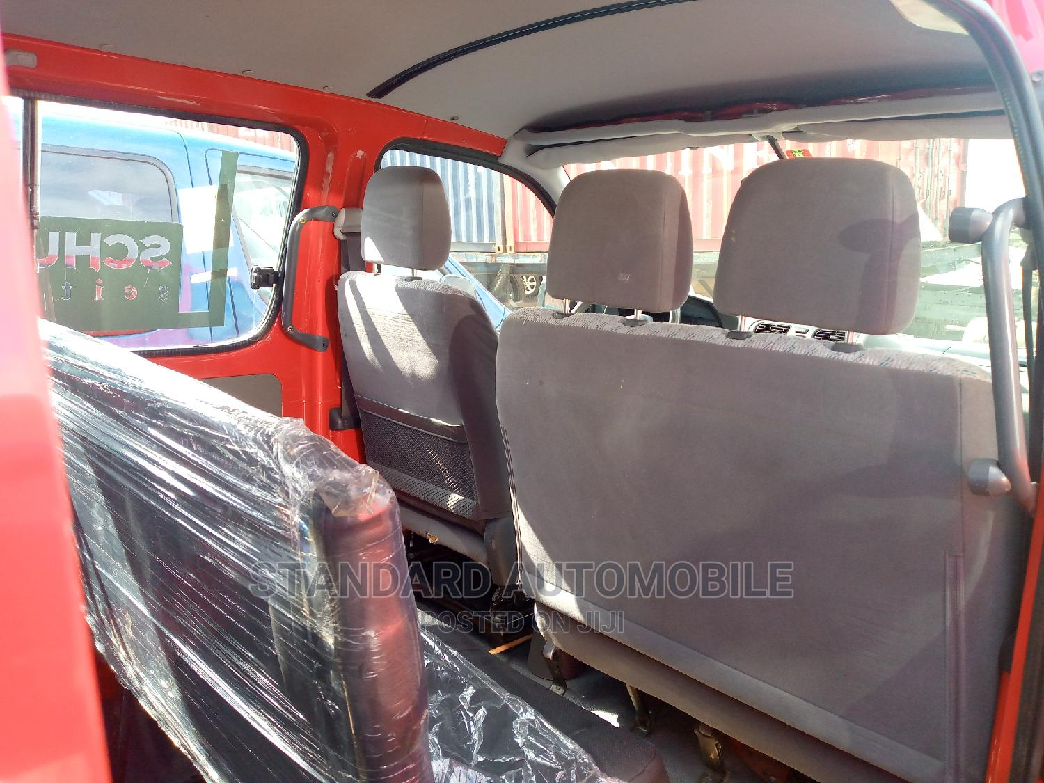 Toyota Hiace 2003 Model Red | Buses & Microbuses for sale in Apapa, Lagos State, Nigeria