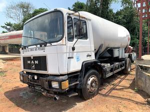 MAN Diesel LPG Gas Tank Truck Bobtail Trailer 8MT Ton | Trucks & Trailers for sale in Lagos State, Ikorodu