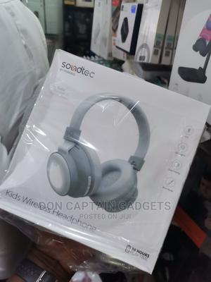 Soundtec Kids Bluetooth Headphones | Headphones for sale in Lagos State, Ikeja