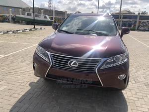 Lexus RX 2014 Red | Cars for sale in Lagos State, Ikeja