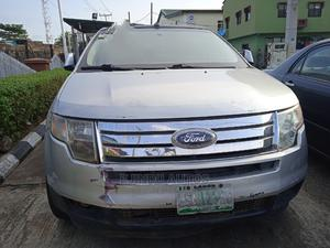 Ford Edge 2010 Silver | Cars for sale in Lagos State, Ipaja