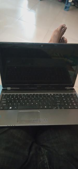 Laptop Acer Aspire 5560G 256GB HDD 3GB RAM   Laptops & Computers for sale in Kogi State, Lokoja