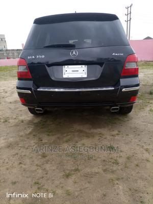 Mercedes-Benz GLK-Class 2010 350 Black | Cars for sale in Lagos State, Ajah