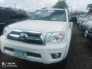 Toyota 4-Runner 2008 Limited White   Cars for sale in Lagos State, Apapa