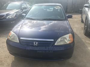 Honda Civic 2003 Blue | Cars for sale in Lagos State, Ikeja