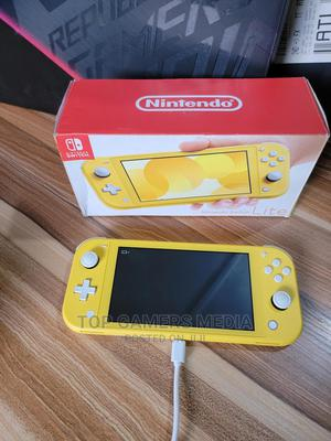 Nintendo Switch Lite Console - Yellow | Video Game Consoles for sale in Lagos State, Agege