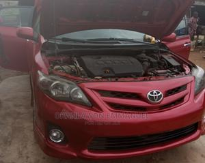 Toyota Corolla 2011 Red | Cars for sale in Oyo State, Ibadan