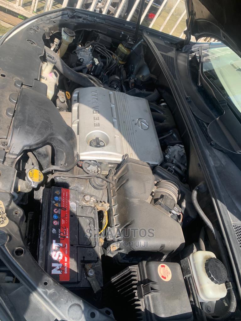Archive: Lexus RX 2004 330 Green