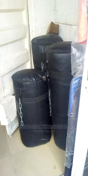 High Quality Big and Medium Punching Bag | Sports Equipment for sale in Lagos State, Surulere
