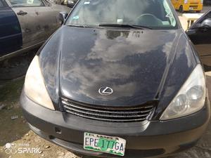 Lexus ES 2004 Black | Cars for sale in Lagos State, Ikeja