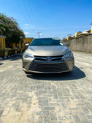 Toyota Camry 2015 Gold | Cars for sale in Lagos State, Lekki