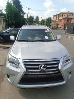 Lexus GX 2015 460 Luxury Silver | Cars for sale in Lagos State, Ikeja