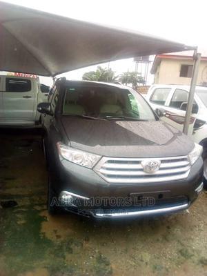 Toyota Highlander 2012 Black   Cars for sale in Akwa Ibom State, Uyo