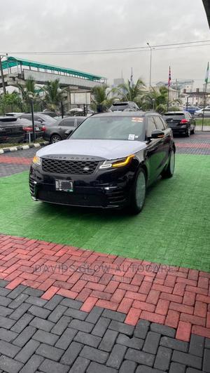 Land Rover Range Rover Velar 2018 P380 HSE R-Dynamic 4x4 Black | Cars for sale in Lagos State, Lekki