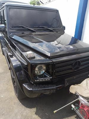Mercedes-Benz G-Class 2012 Black | Cars for sale in Lagos State, Ikeja