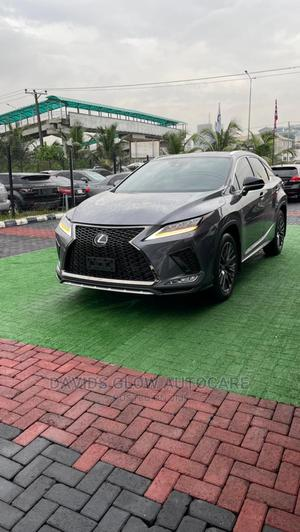 Lexus RX 2020 350L 4WD Gray   Cars for sale in Lagos State, Lekki