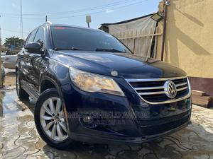Volkswagen Tiguan 2011 S Automatic Blue   Cars for sale in Lagos State, Alimosho