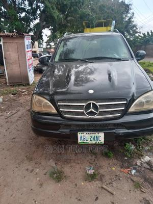 Mercedes-Benz M Class 2003 Black   Cars for sale in Oyo State, Ibadan