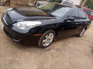 Lexus ES 2005 330 Black | Cars for sale in Lagos State, Ifako-Ijaiye