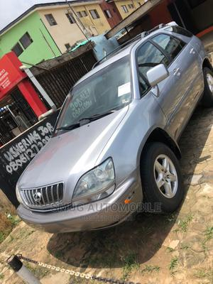 Lexus RX 2003 Silver | Cars for sale in Lagos State, Egbe Idimu